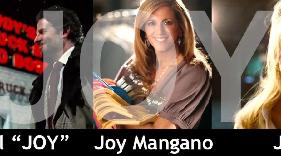"THE MOVIE ""JOY"" AN INVENTOR'S DREAM!"