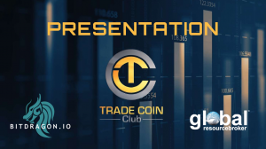 Tradecoin youtube cover