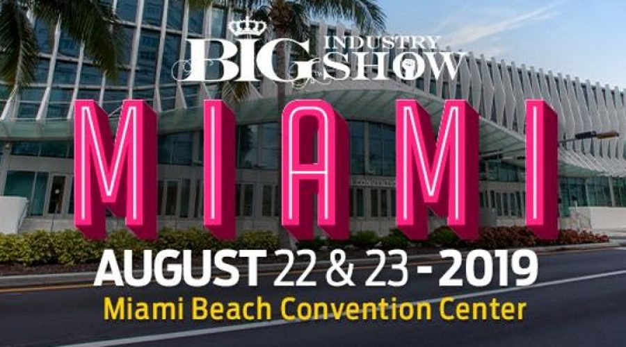 THE BIG INDUSTRY SHOW MIAMI – CBD RESOURCES