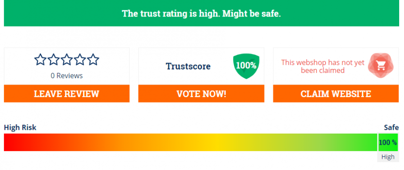 GLOBAL RESOURCE BROKER HAS BEEN ONLINE FOR 10 YRS | 100% TRUST RATING ON SCAMADVISORS