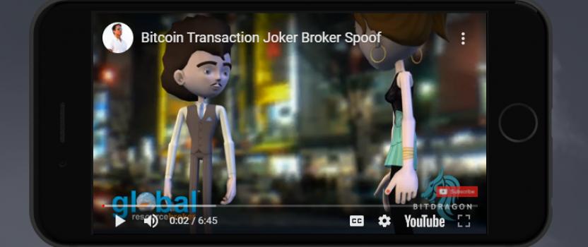 Bitcoin Transaction Broker Spoof