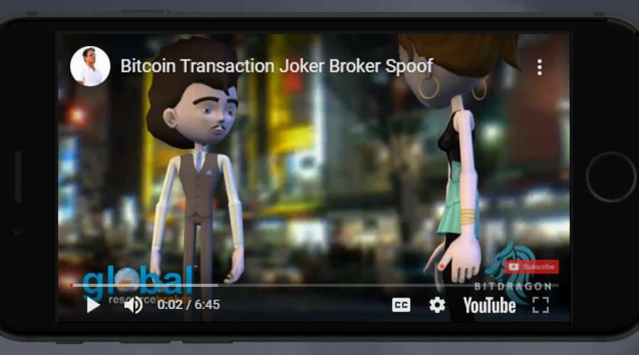 Bitcoin Transaction Broker Spoof